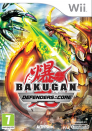 Bakugan 2 Defenders of the Core (Wii)