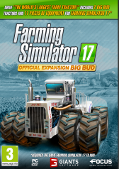 Farming Simulator 17 - BIG BUD DLC (PC)