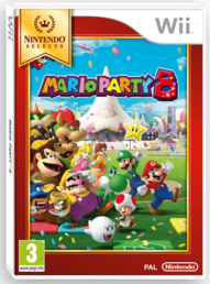 Mario Party 8 (Selects) (Wii)