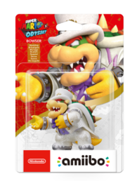 Bowser in wedding outfit (Super Mario Collection) Amiibo