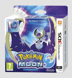 Pokémon Moon - Fan Edition