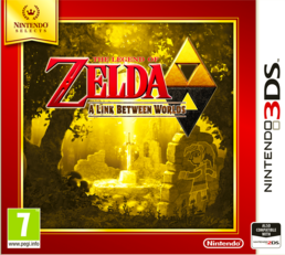 The Legend of Zelda: A Link Between Worlds (Selects) (3DS)