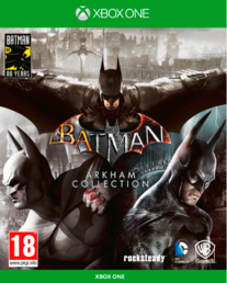 Batman Arkham Collection (Xbox One)