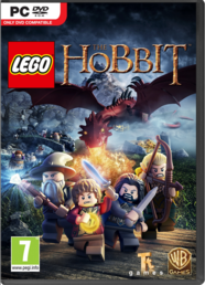 Lego The Hobbit (käytetty) (PC)