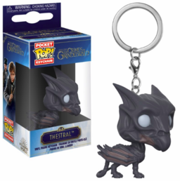 POP Pocket Keychain: Fantastic Beasts 2: Thestral