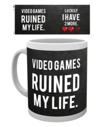 Video Games Ruined My Life  (Muki)