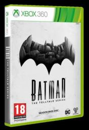 Batman - The Telltale Series (X360)