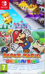 Paper Mario The Origami King (NSW)