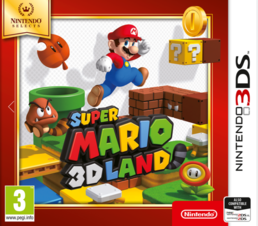 Super Mario 3D Land (Selects) (3DS)