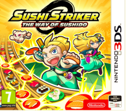Sushi Striker: Way of the Sushido (3DS)