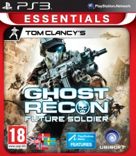Ghost Recon Future Soldier (Essentials) (PS3)