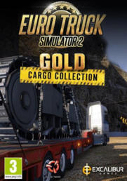 Euro Truck Simulator 2 - Cargo Collection Gold (PC)