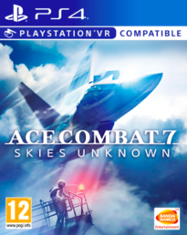 Ace Combat 7 Skies Unknown (VR) (PS4)