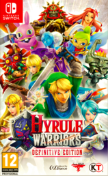 Hyrule Warriors: Definitive Edition (NSW)