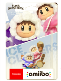 Ice Climbers No.68  (Super Smash Bros. Collection) Amiibo