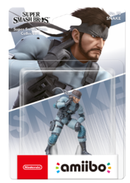 Snake No.75 (Super Smash Bros. Collection) Amiibo