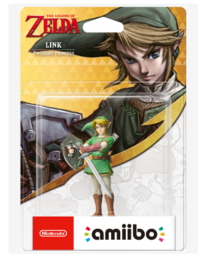 Zelda Link (Twilight Princess) Amiibo