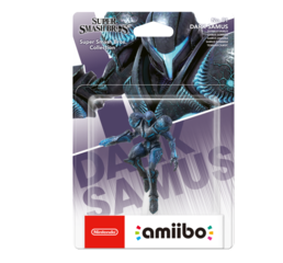 Dark Samus No.81  (Super Smash Bros. Collection) Amiibo