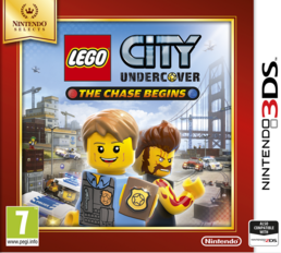 LEGO CITY Undercover: The Chase Begins (Selects) (3DS)